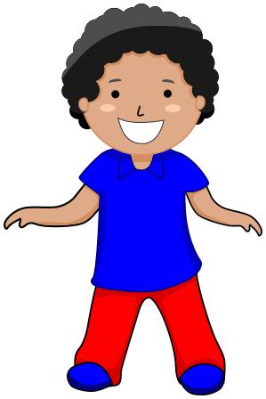 Child Clip Art Image Free.