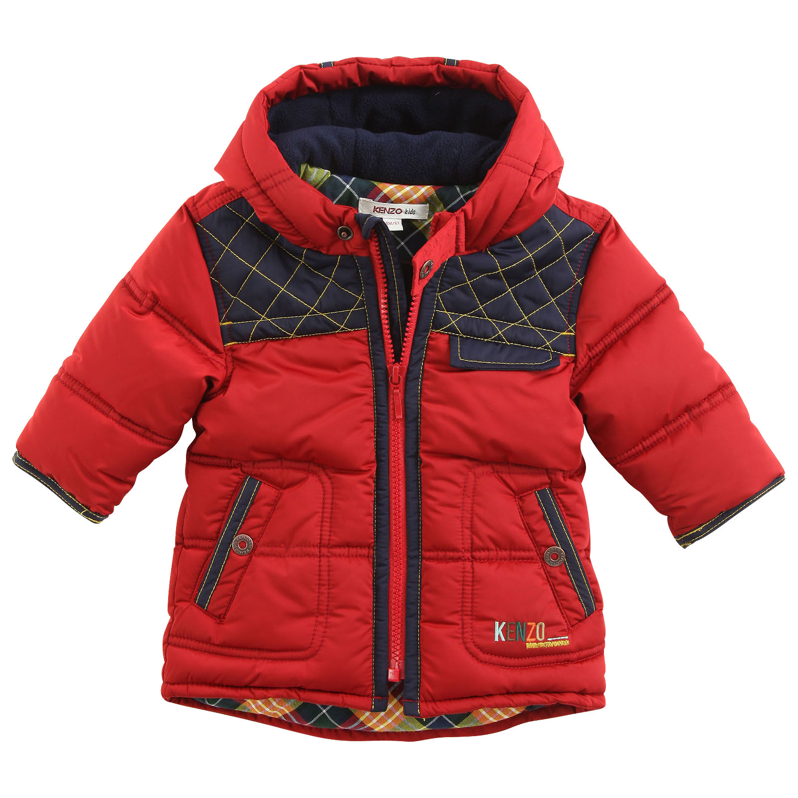 Winter Coats Clipart.