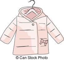 Baby coat Clip Art Vector Graphics. 667 Baby coat EPS clipart vector.
