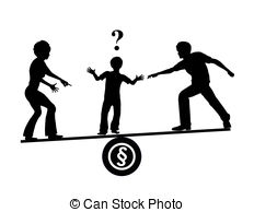 Child custody Illustrations and Clipart. 175 Child custody royalty.