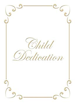 Amazon.com : Child Dedication Certificate.