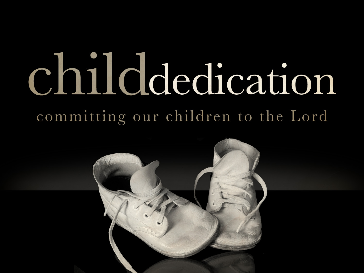 SIGN UP FOR CHILD DEDICATION DEADLINE — Raleigh Road Baptist Church.