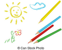 Child drawing Illustrations and Clipart. 115,635 Child drawing.