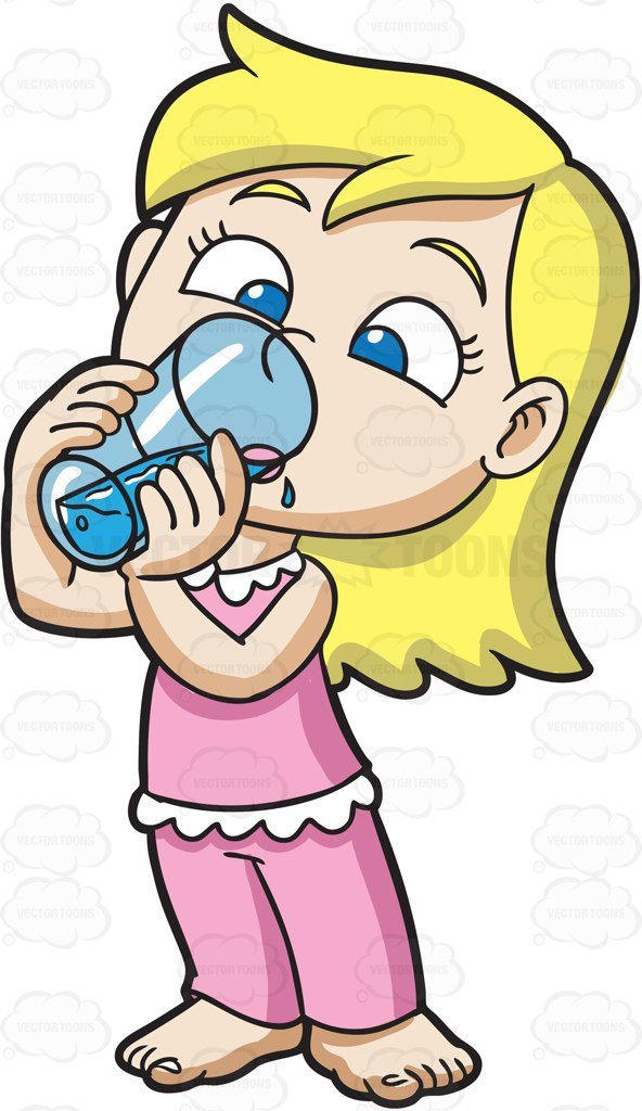 Child drinking water clipart 2 » Clipart Portal.