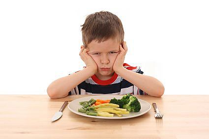 My Child is not Eating Vegetables and Fruits!!.