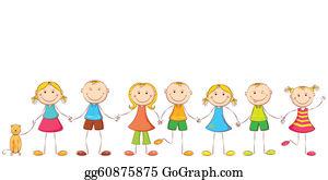 Children Clip Art.