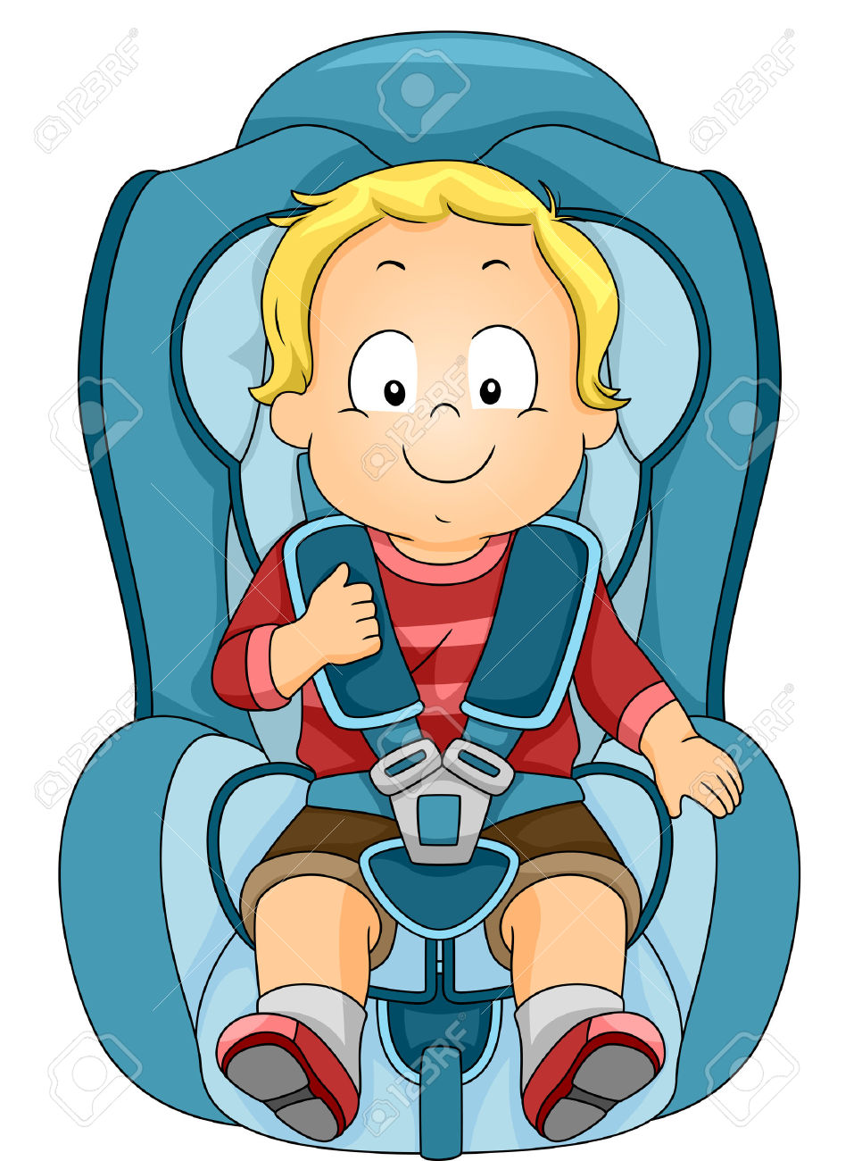 Child In Car Clipart Clipground