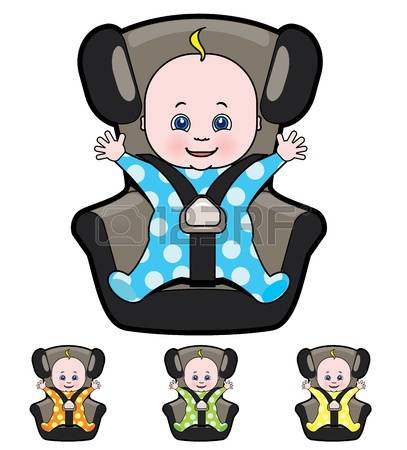 8,891 Baby Car Cliparts, Stock Vector And Royalty Free Baby Car.