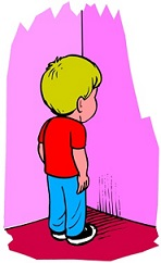 Child in time out clip art Transparent pictures on F.