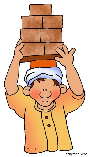 Child labour clipart.