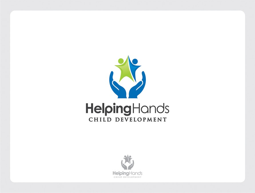 create a logo for a child development program in a major.