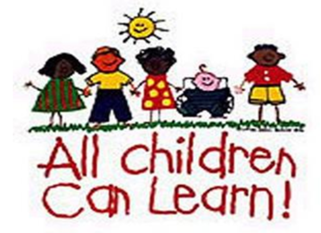 No Child Left Behind Clipart.