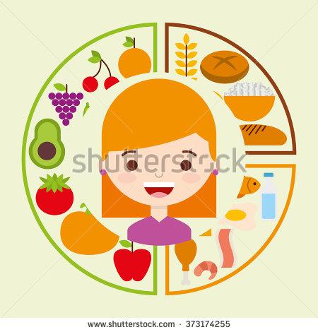 Child Nutrition Stock Vectors, Images & Vector Art.
