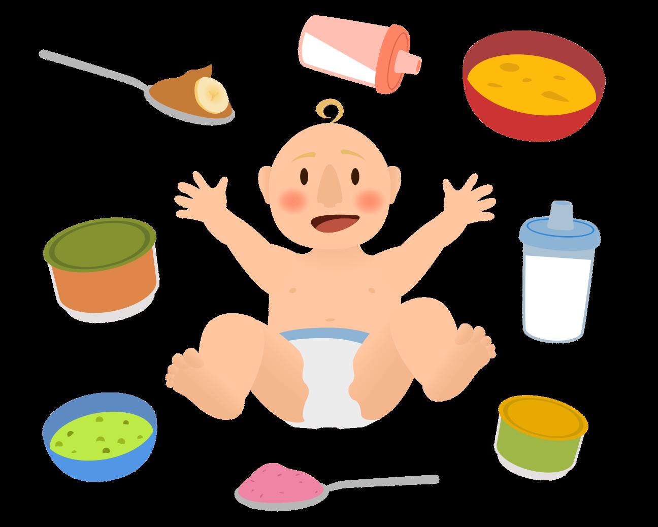 Child Nutrition Clipart.