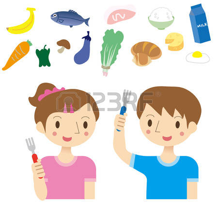 6,643 Child Nutrition Cliparts, Stock Vector And Royalty Free.