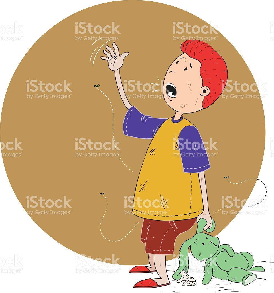 Child In War stock vector art 639172046.