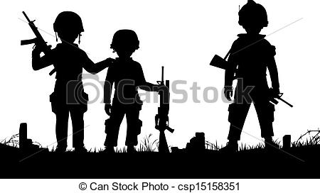 War kids Stock Illustration Images. 751 War kids illustrations.