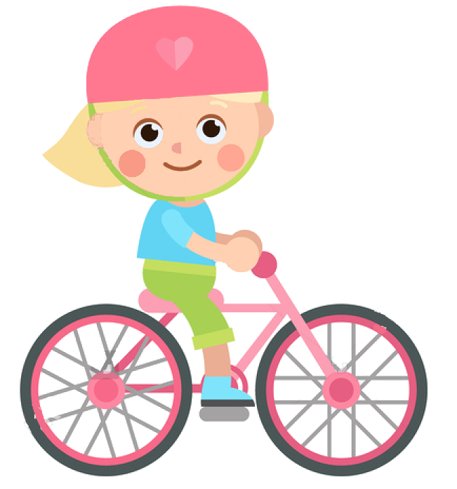 Clipart bicycle childrens bike, Clipart bicycle childrens.