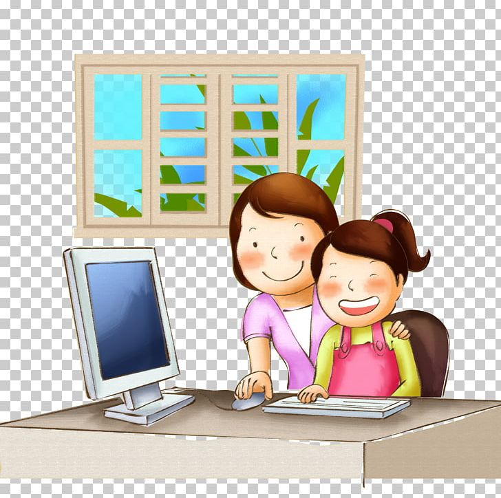Computer Child Computer File PNG, Clipart, Cartoon, Child.