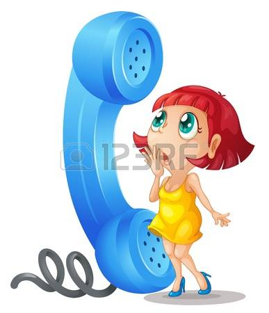 4,353 Child Phone Stock Vector Illustration And Royalty Free Child.