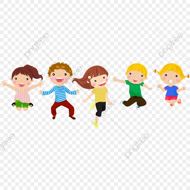 Happy Children, Children, Cartoons, Vectors PNG and Vector with.
