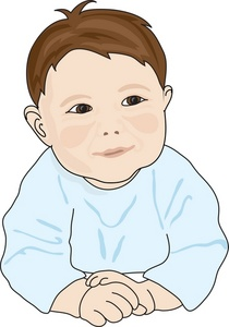 Baby Clipart Image.
