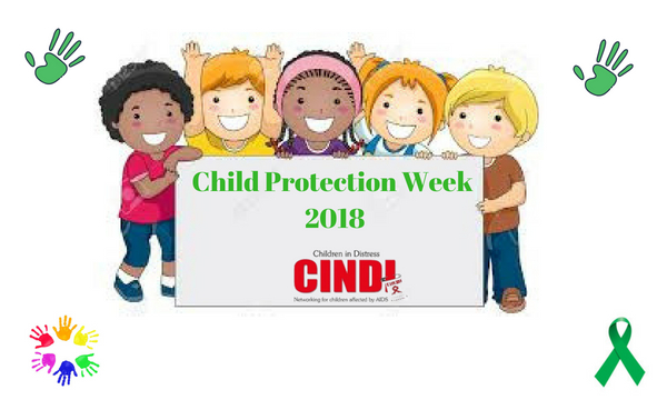 Child Protection Week 2018.
