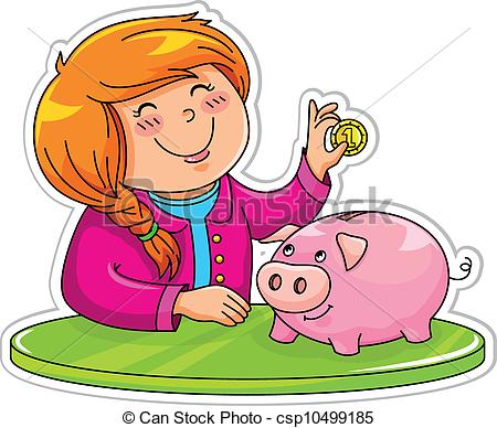 Allowance clipart.