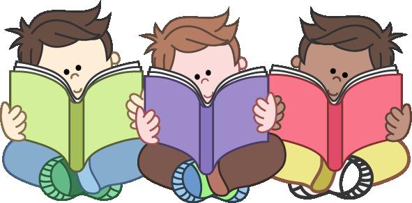 Reading Clip Art For Teachers Free.