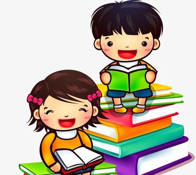 Children Read Reading Expert Clipart Impressive 4.