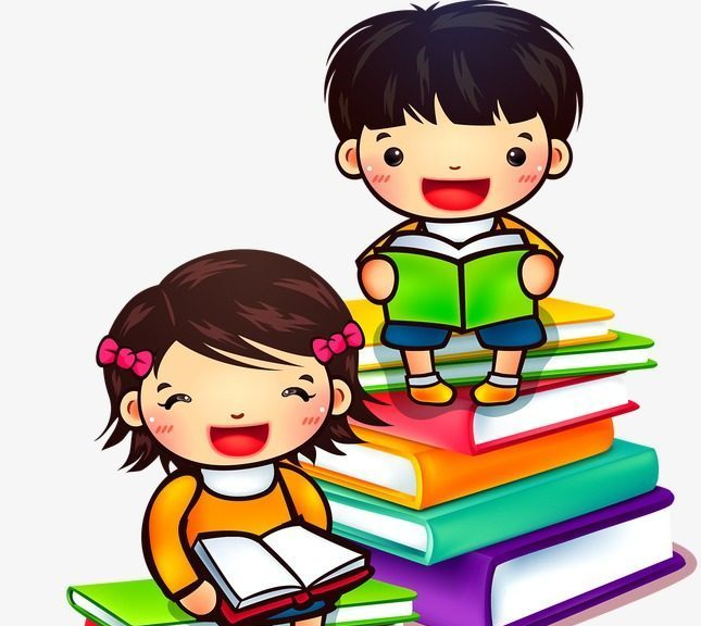 Children Read Reading Expert Clipart Impressive 4.