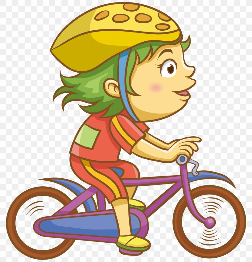 Bicycle Child Cycling Clip Art, PNG, 1378x1437px, Bicycle.