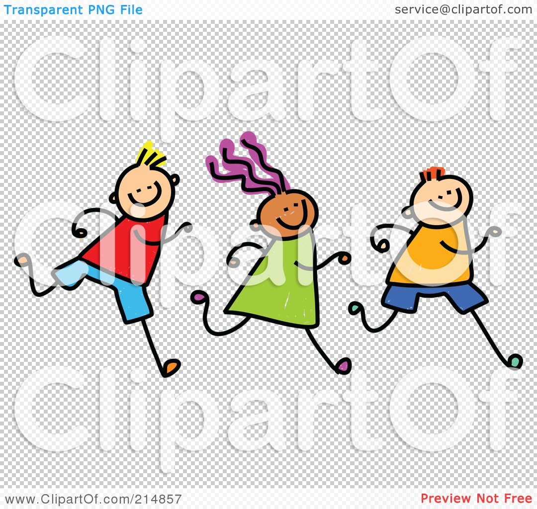 Free Clipart No Watermark Child Running & Free Clip Art Images.