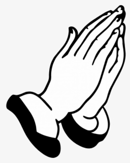 Free Free Praying Hands Clip Art with No Background.