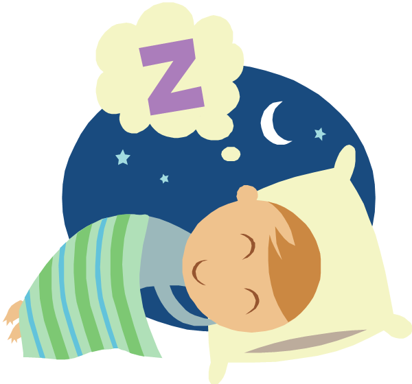 Child Sleeping In Bed Png & Free Child Sleeping In Bed.png.