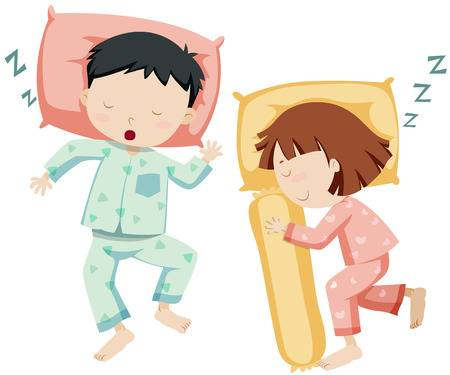 23,044 Child Sleeping Stock Vector Illustration And Royalty Free.