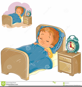 Child Sleeping Clipart Free.