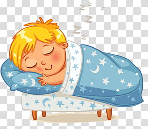 Baby on swing bed , Infant Child Drawing , Sleeping baby.