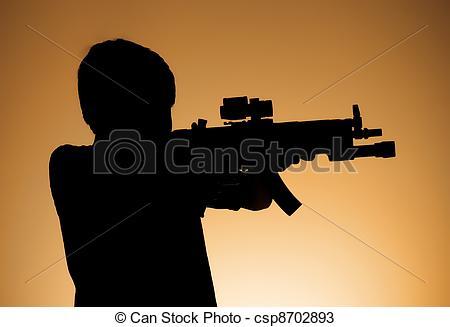 Boy soldier clipart.