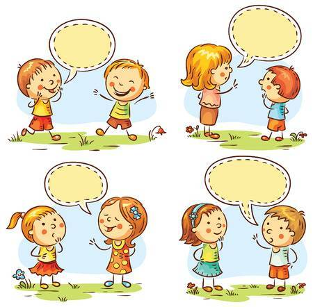 Child talking clipart 7 » Clipart Portal.