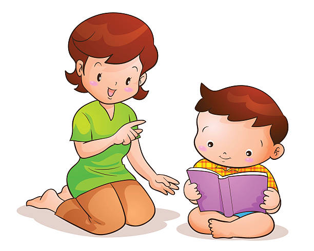 Child speaking clipart 2 » Clipart Station.