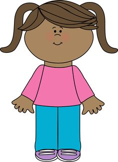 Child standing clipart 2 » Clipart Station.