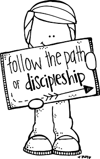 Follow the Path of Discipleship.