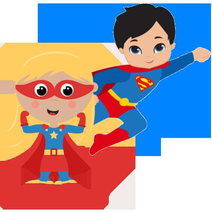 Superhero Party (Boys & Girls).
