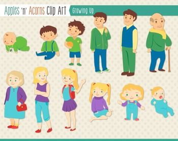 Old Adult Cliparts.