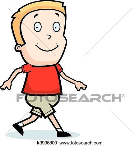 Clipart child walking 3 » Clipart Portal.