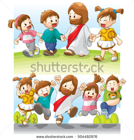 Jesus Stock Images, Royalty.