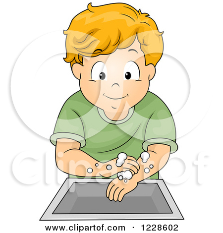 Child Washing Hands Clipart Clipground