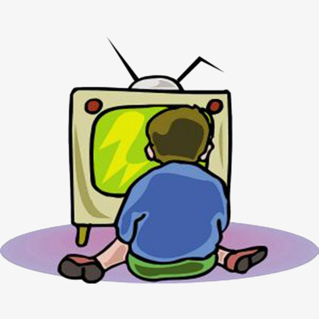 Child watching tv clipart 7 » Clipart Portal.