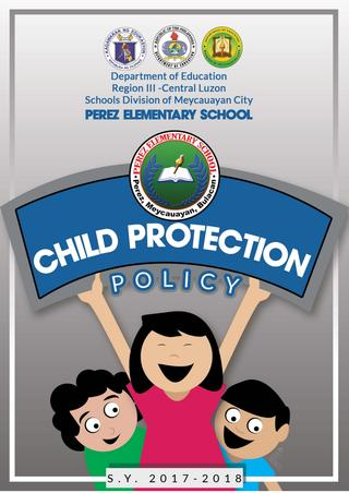Child Protection Handbook by 104928PerezES.